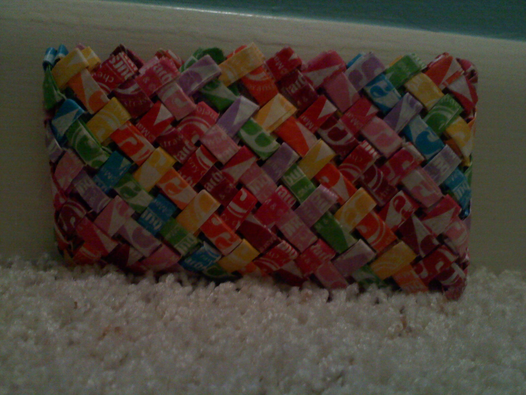Candy Wrapper Origami | Origami candy, Origami candy wrapper ... | 1536x2048