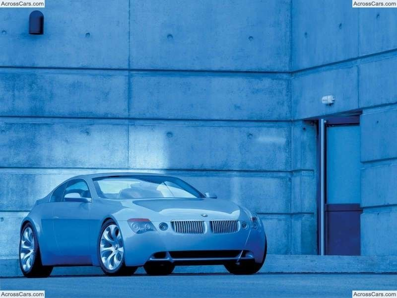 BMW Z9 Gran Turismo Concept (1999) | Turismo and BMW