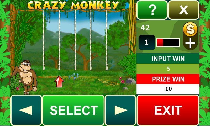 Crazy monkey скачать на компьютер