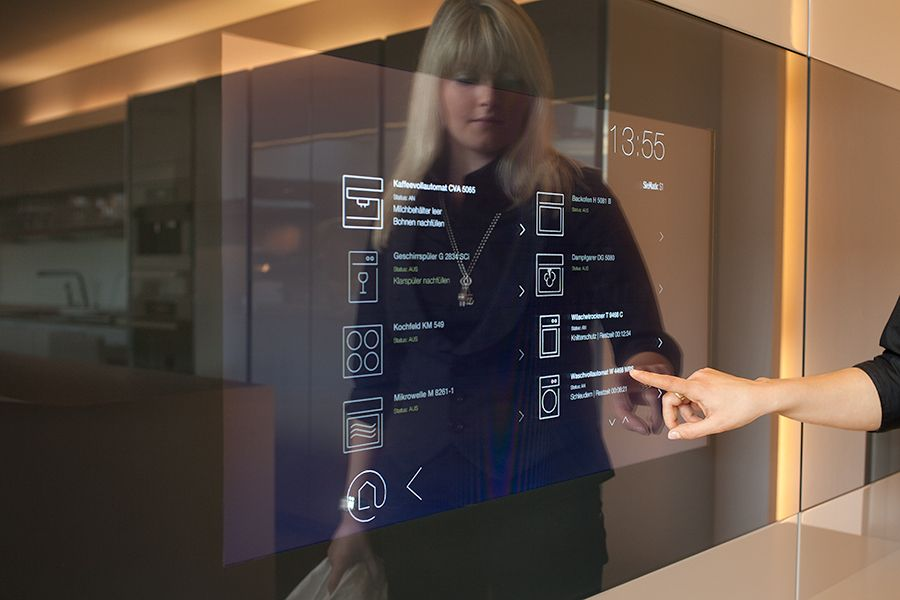SieMatic keuken S1 multimedia innovatie #SieMatic #keuken #keukens #keukenstudiomaassluis #kitchen #kitchens