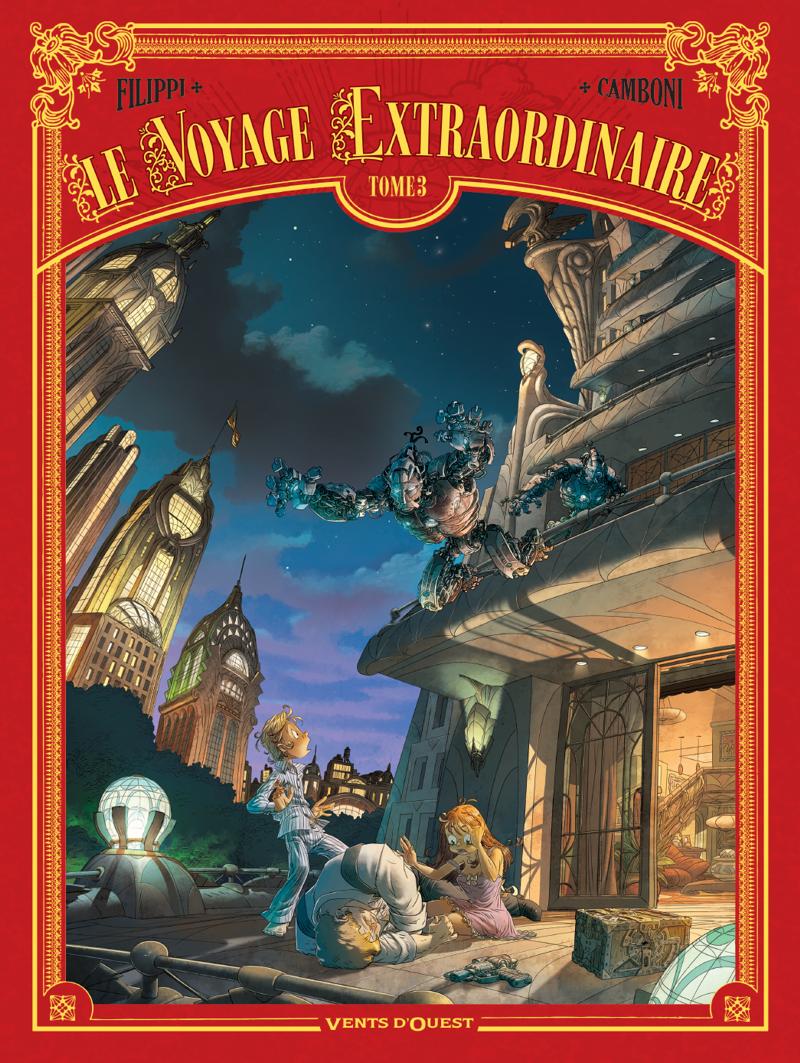 Concours Le Voyage extraordinaire - T.3