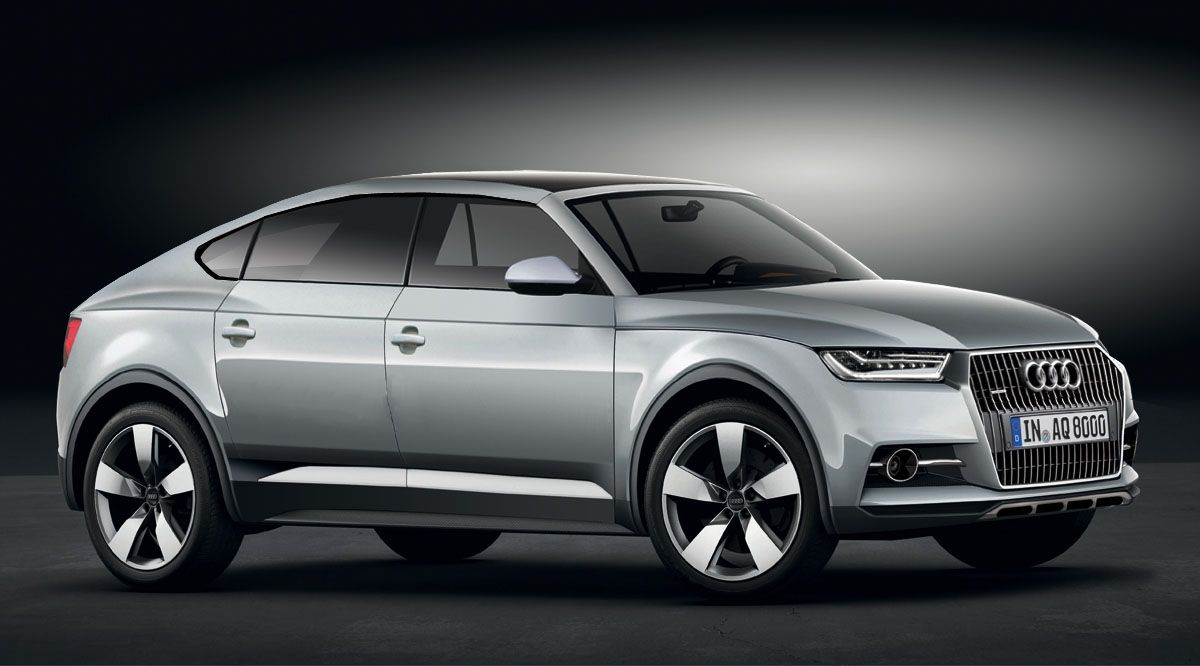 2016 Audi Q8 >> New 2016 Audi Q8 Is Prepared For 2016 Model Year And It Is