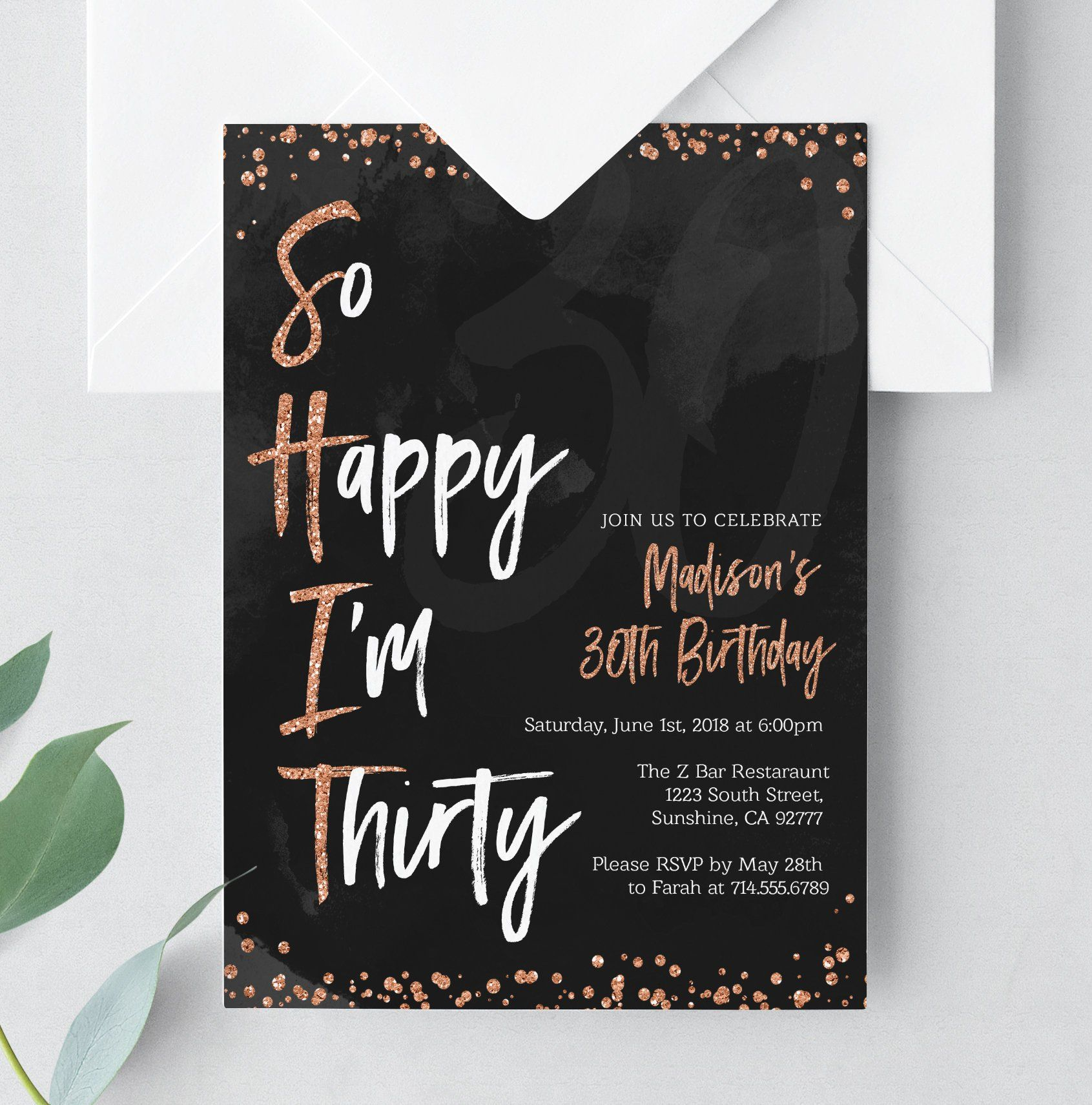 PERSONALISED BIRTHDAY PARTY INVITES Surprise Invitations Lips SILVER Pack of 10