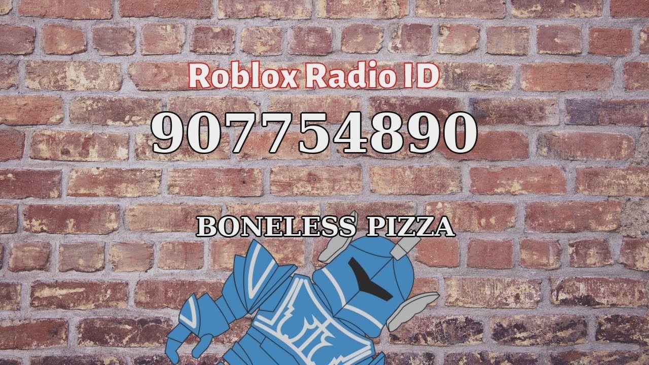 Boneless Pizza Meme Roblox Id Roblox Radio Code Roblox Music Code Pizza Meme Boneless Pizza Meme Roblox