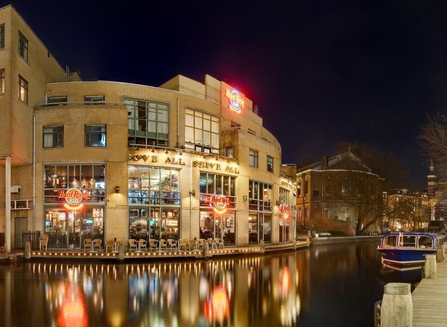 Hard Rock Cafe In Amsterdam Amsterdam