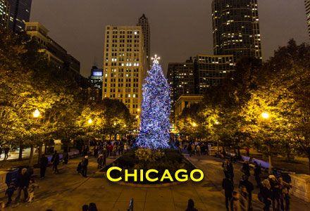 top5 christmas holiday destinations 2015 in usa christmas2015