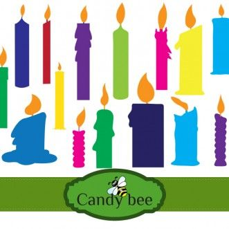 awesome candles in varied designs here in this candles digital rh pinterest com clip art candle burning both ends clipart candle for a memorial