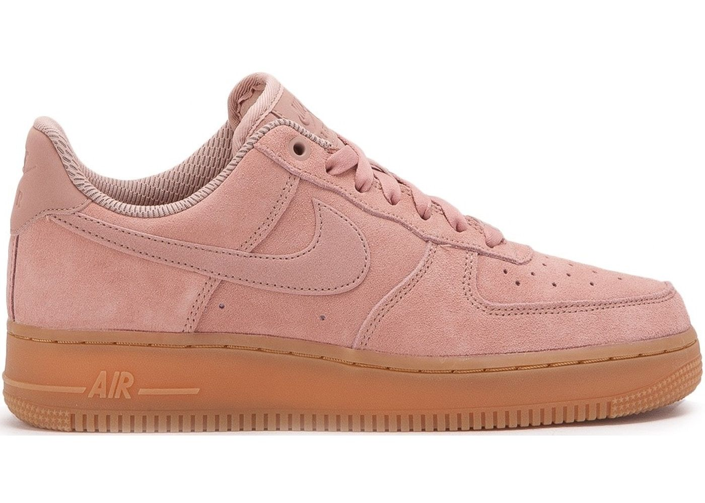 Check out the Air Force 1 Low Particle Pink Gum (W) available on StockX 3298fbc5d
