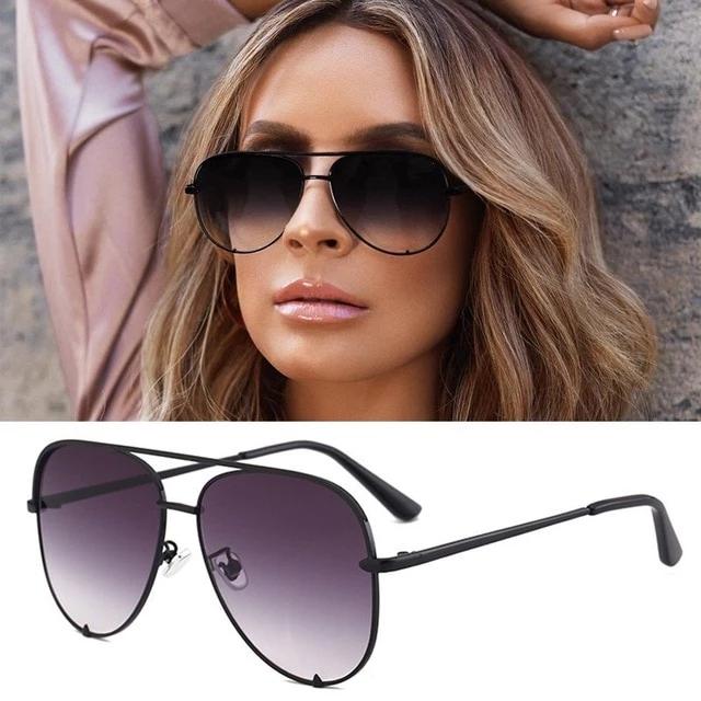 New Brand Designer Fashion Sunglasses Women's Oversized