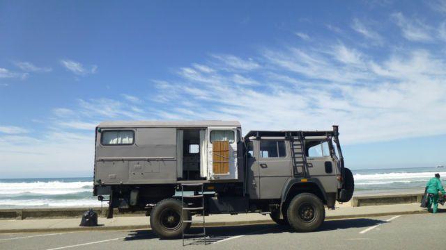 andere magirus deutz 170d11 fa 4x4 expeditionsmobil t v. Black Bedroom Furniture Sets. Home Design Ideas