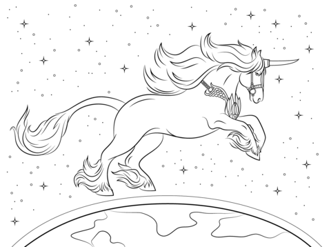 Beautiful Unicorn Coloring Page Free Printable Coloring Pages Unicorn Coloring Pages Cartoon Coloring Pages Horse Coloring Pages