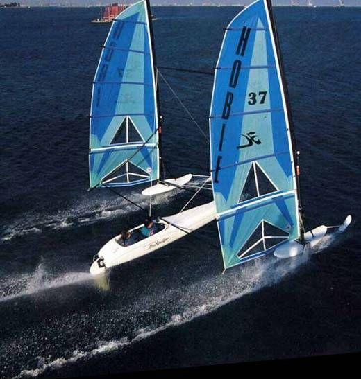 012d7723714 New 2007 Hobie Cat Boats Trifoiler Racing Sailboat Photos- iboats ...