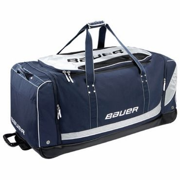 Bauer Premium Wheeled Hockey Bag Large Hockey Bag Bags Large Bags