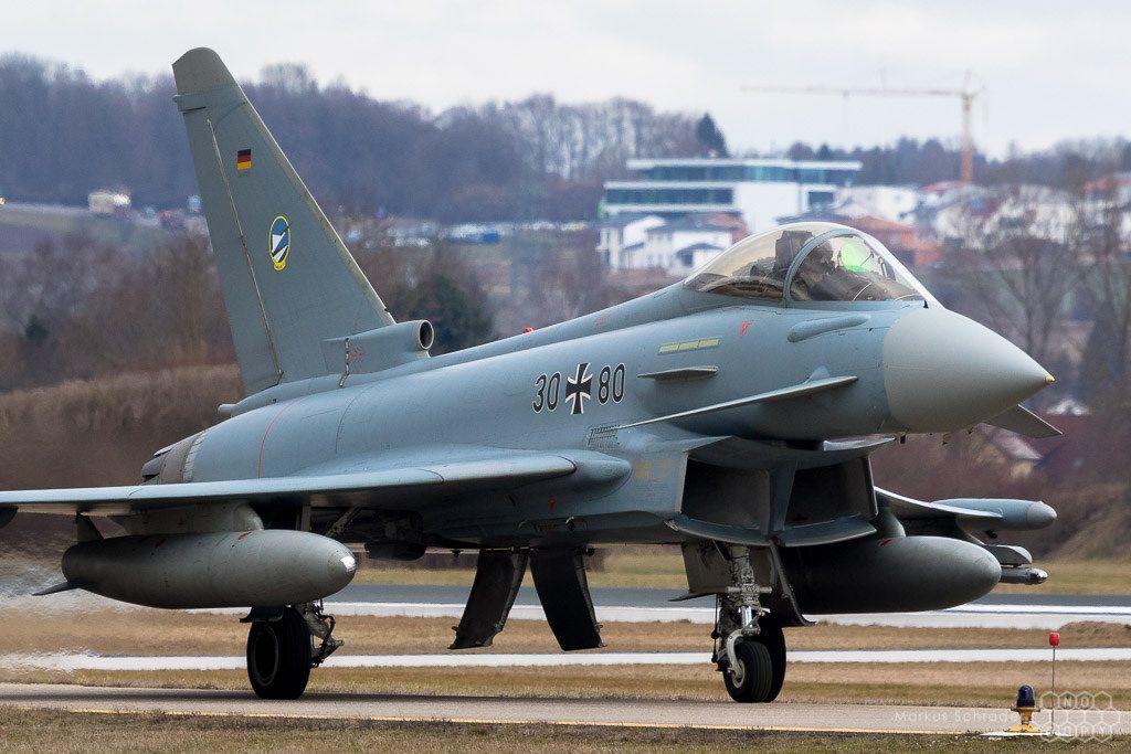 https://flic.kr/p/SMmQNn | Eurofighter Typhoon 30+80 TaktLwG 74
