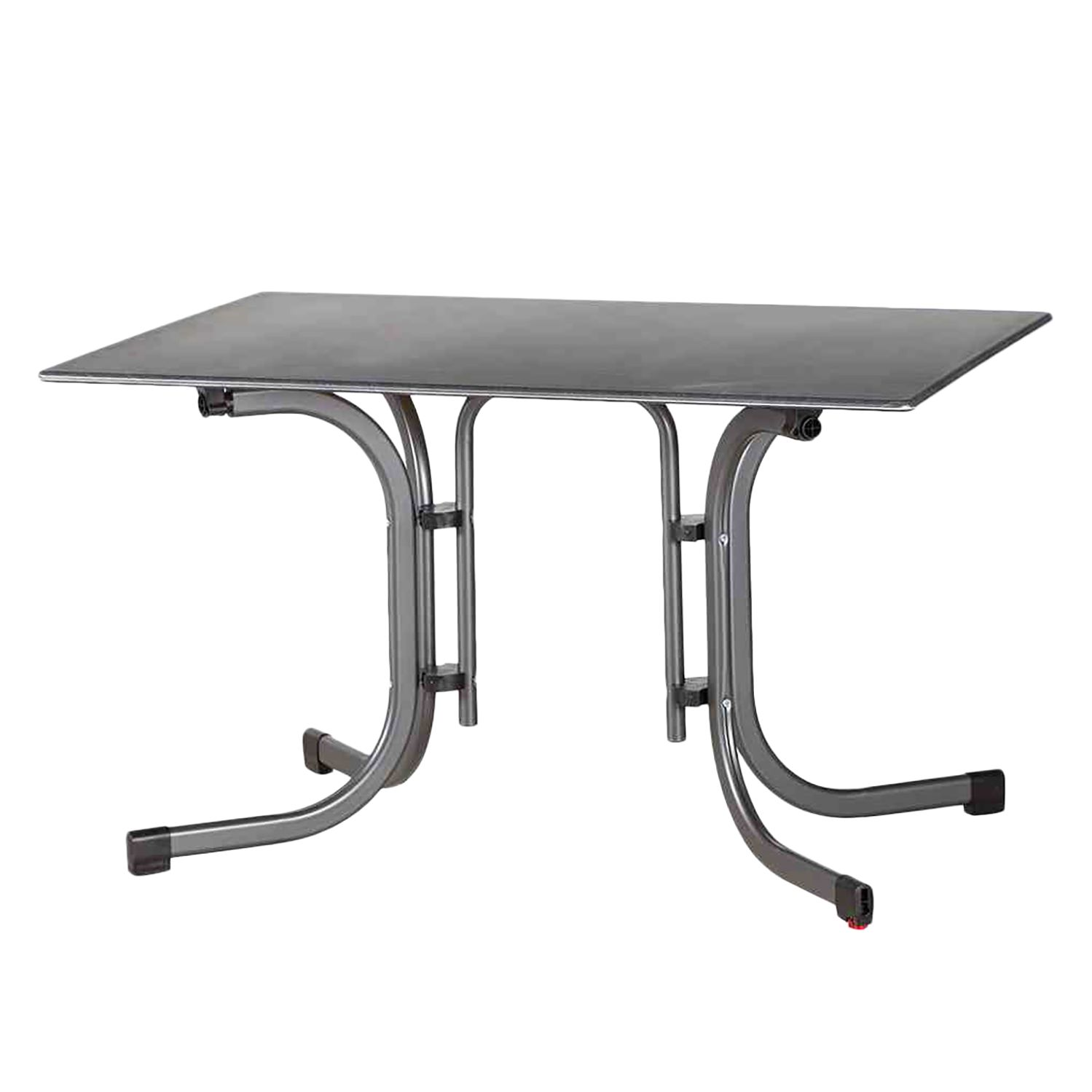 Klapptisch Slim Klapptisch Esstisch Klappbarer Gartentisch