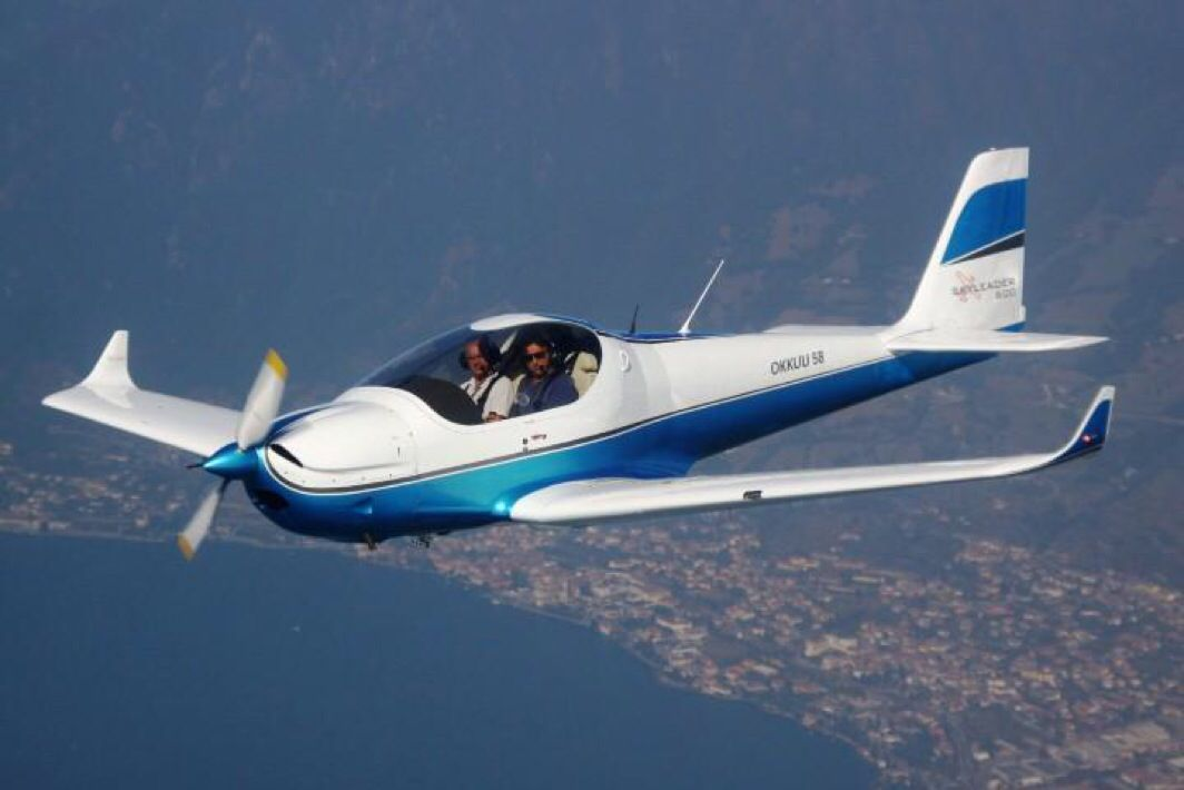 Skyleader 600f | Aircraft | Aircraft, Light sport aircraft, Used
