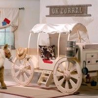 chuck wagon bed