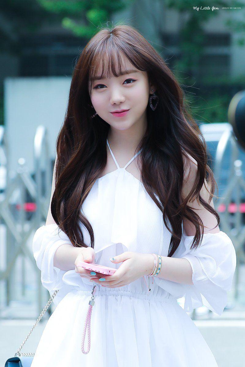 My Little Gem On Twitter Kpop Girls Lovelyz Kei Asian Beauty