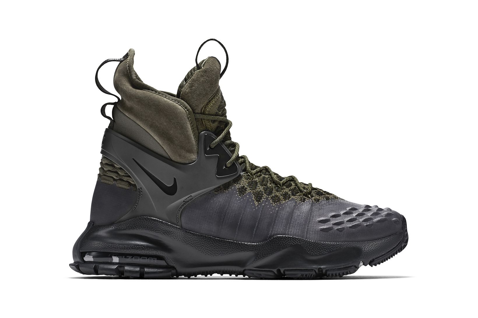 half off e75f9 f0d5d Nike Introduces the NikeLab ACG Air Zoom Tallac Flyknit Boot