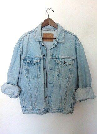 Sonstiges Damenmode Kleiderkreisel De Denim Jacket Fashion Fashion Oversized Denim Jacket