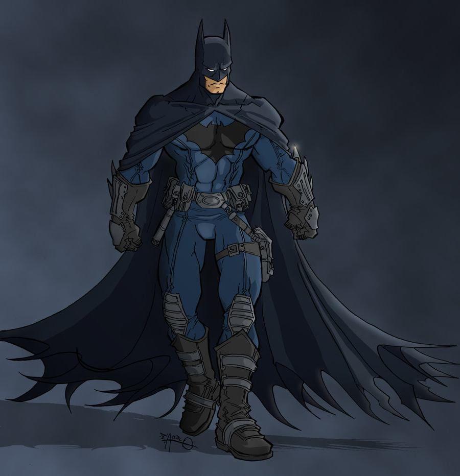 batman redesign | Cool Batman redesign - BWOOOONG!