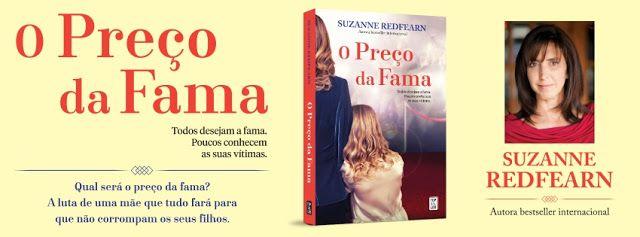 Sinfonia dos Livros: Novidade Topseller   O Preço da Fama   Suzanne Re...