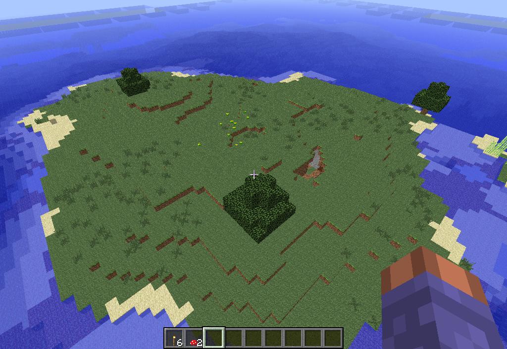 Top 3 Minecraft Survival Island Seeds 1 3 2 Minecraft