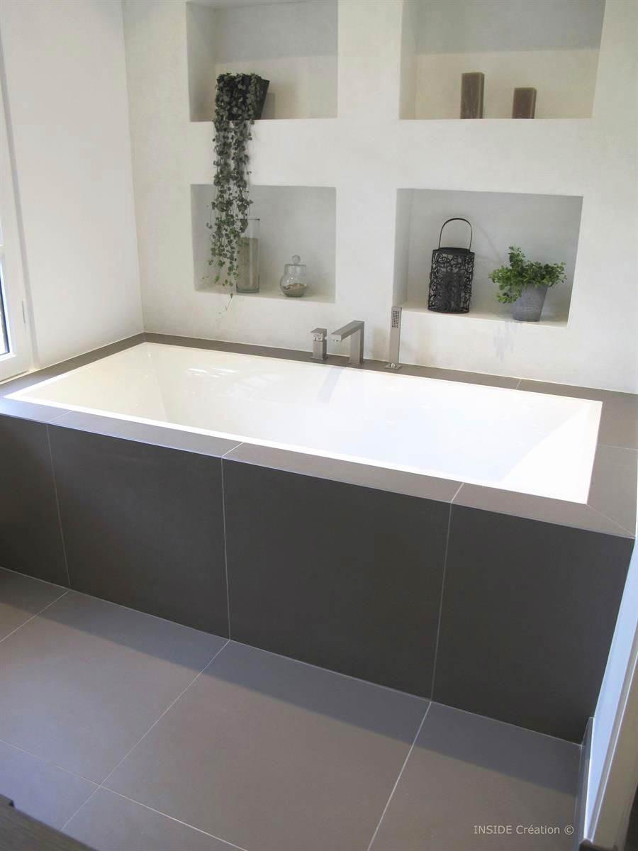 50 idee per creare ed arredare nicchie nel bagno ...