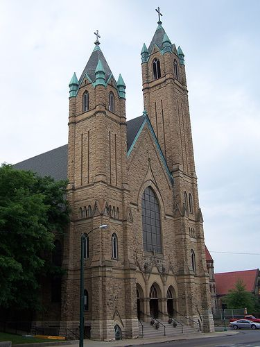 Images Of Springfield Springfield Ohio History My Church Growing