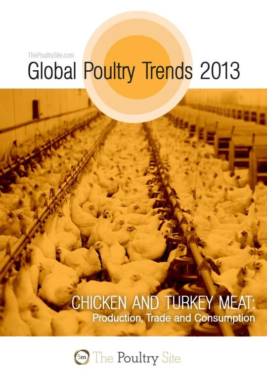 The latest complete data available from recognised international sources on the production, trade and consumption of chicken and turkey meat in almost all countries around the world.