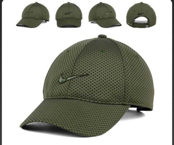 hat nike green olive green mesh  5e25d0573f89