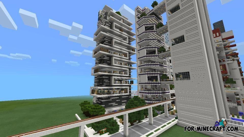 Modern Architecture Minecraft minecraft modern city - بحث google | minecraft cities