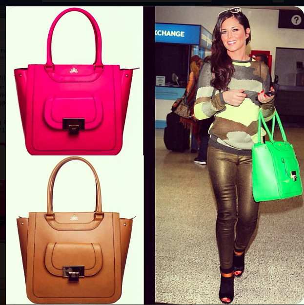The Zurich Milli Millu Bag As Seen On Cheryl Cole Just In Online And