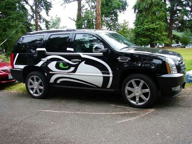 Cadillac Escalade, Seattle Seahawks