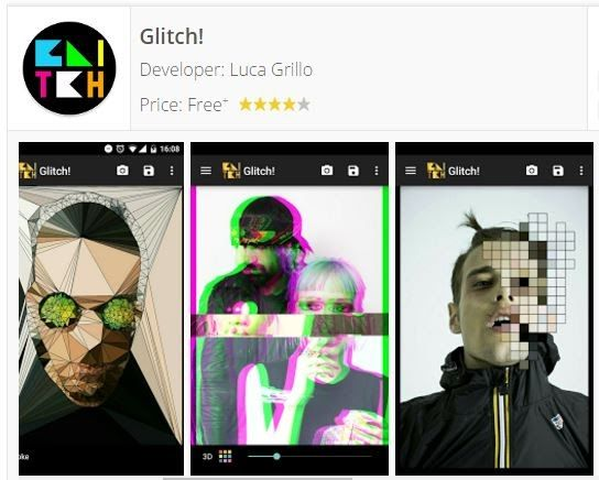 The Best Photo Editing App For Quickly Glitch Your Picture At Your Fingertips Photo Editing Ap Good Photo Editing Apps How To Use Photoshop Photo Editing Apps