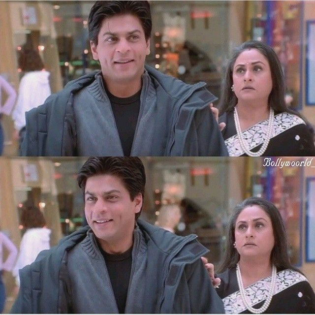 Nandini's face when she sees her son after years  - #shahrukhkhan#shahrukh#khan#kingkhan#lovekhan#srk#jayabachchan#bachchan#kabhikushikabhiegham#kkkg#k3g#bollywood#bollywoorld#bollywoodmovies#indian