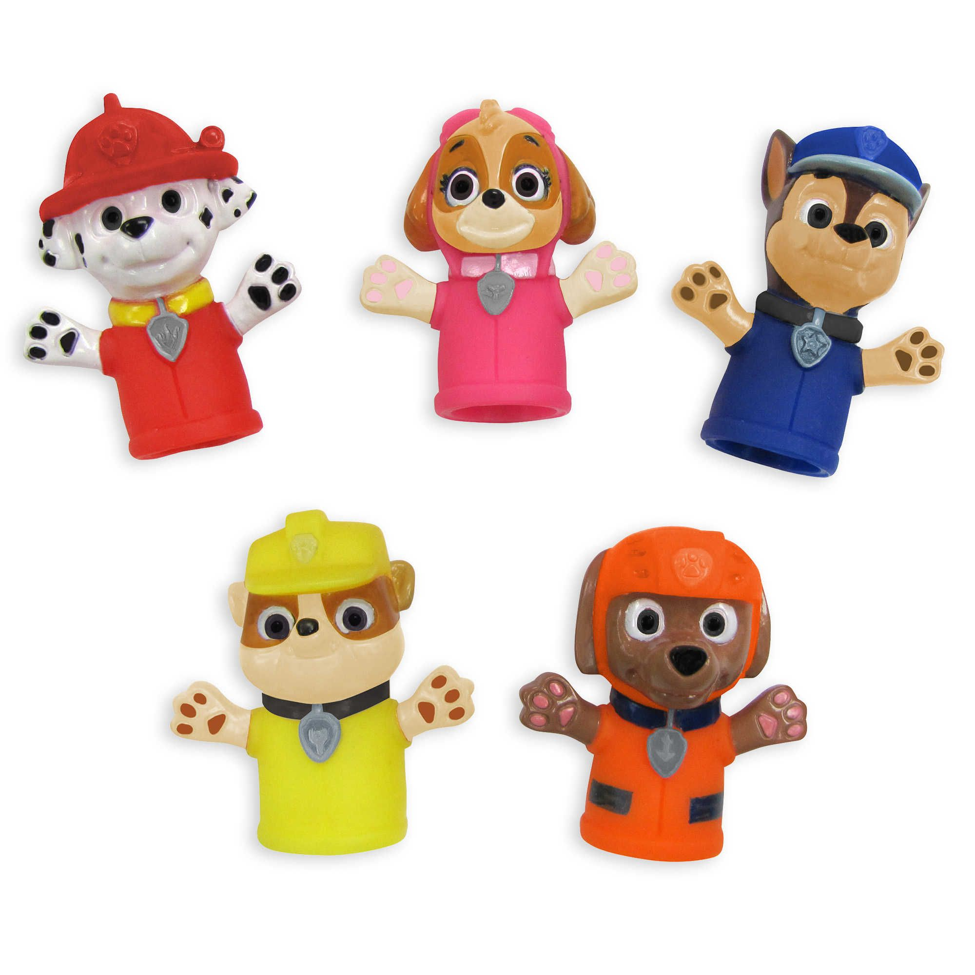 32aaa70a81 Nickelodeon™ PAW Patrol Finger Puppets