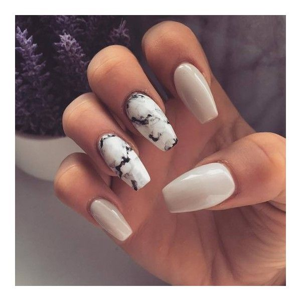 Tumblr Liked On Polyvore Featuring Nails