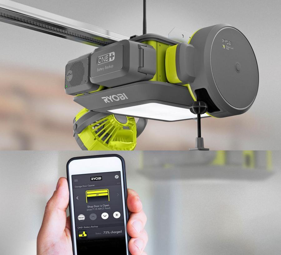 Ultimate Garage Door Opener Ultra Quiet Modular And Smart Phone Capable Garage Doors Garage Door Opener Ultimate Garage