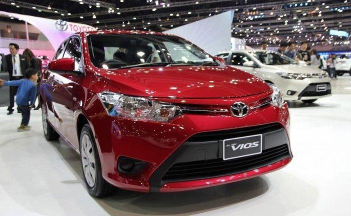 Harga Toyota Vios Baru Dan Spesifikasi Toyota Mobil Tangerang Toyota Mobil Sedan