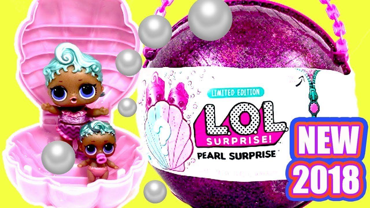 LOL surprise perle violet