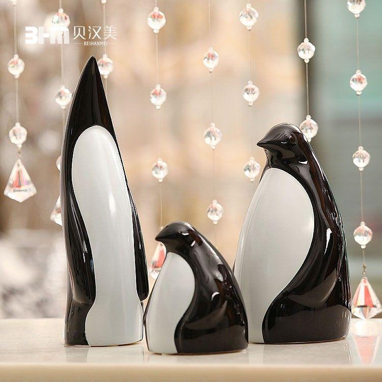 Penguin Bathroom Accessories Decorations Source Outdoor
