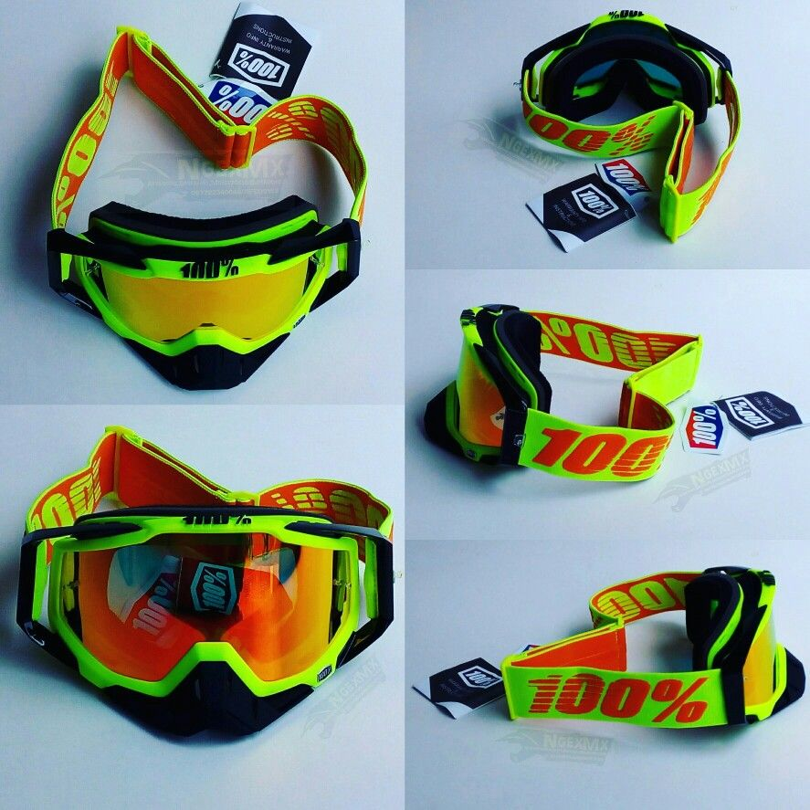 eee9bd7e014 Goggles 100% the racecraft original. Goggles 100% the racecraft original  Motocross