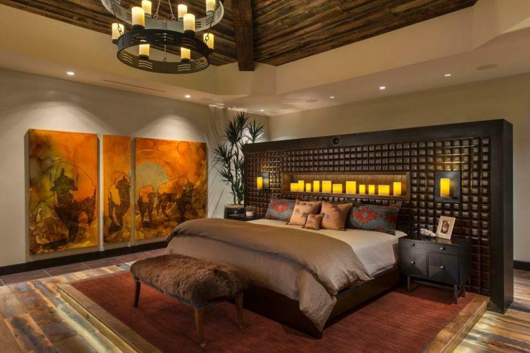 Schlafzimmerdekoration in 28 Ideen Schlafzimmer 2019 Pinterest