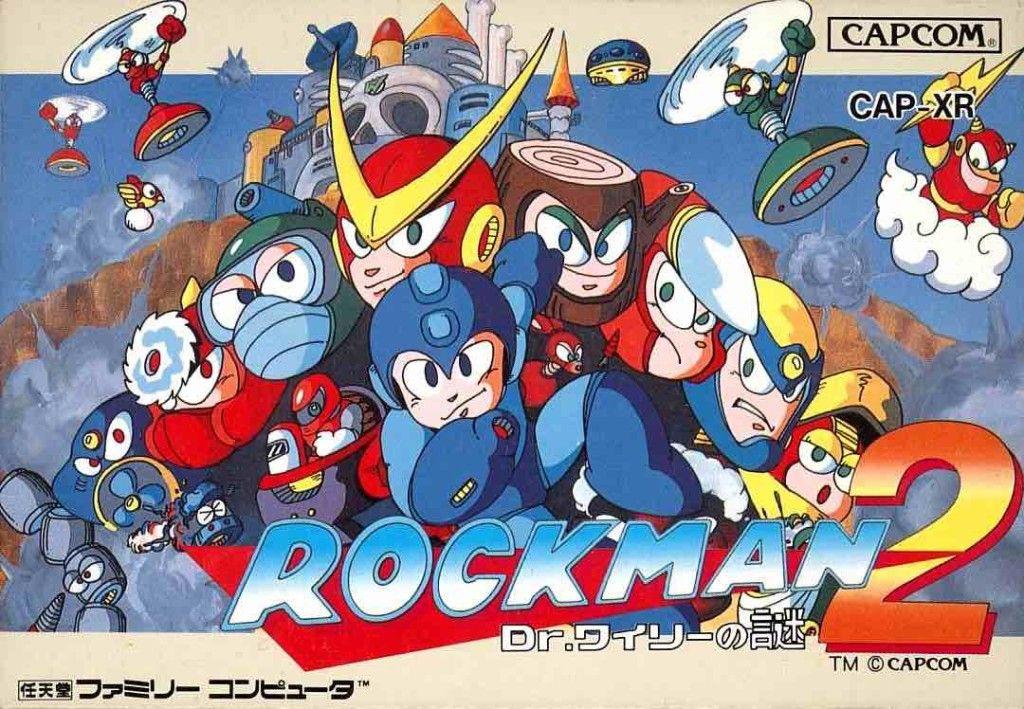 megaman japanese videogame box art | Mega man, Cajas de arte, Videojuegos  clásicos
