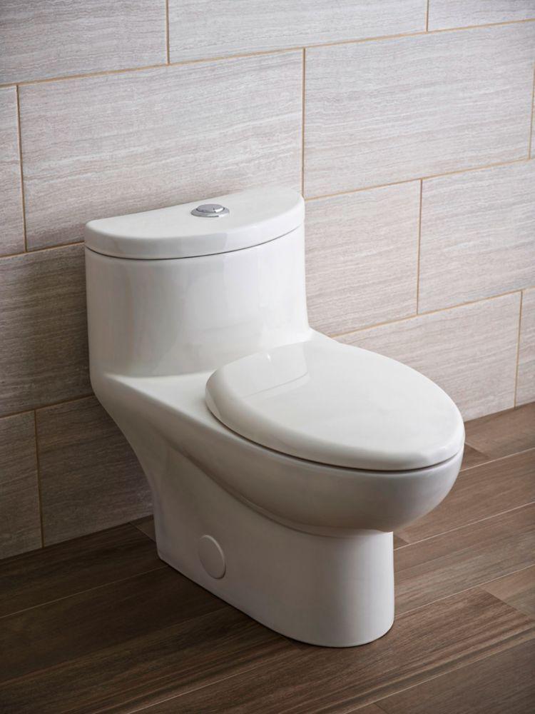 Tofino 1 Piece 4 1 6 0 Lpf Dual Flush Elongated Bowl