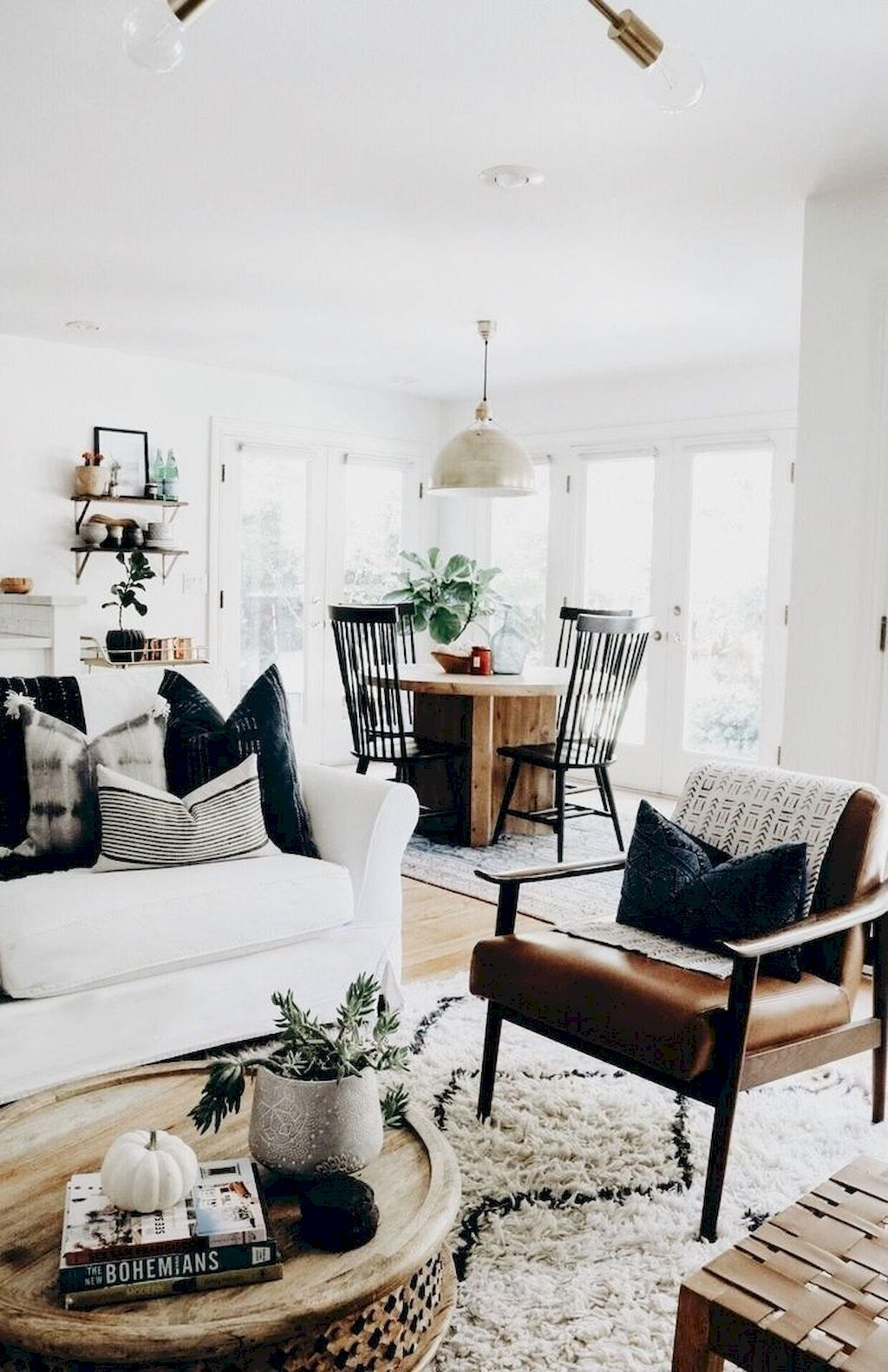 Small Tips And 80 Scandinavian Style Living Room Ideas Https Decoratio Modern Farmhouse Living Room Decor Farm House Living Room Modern Farmhouse Living Room