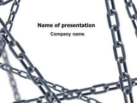 http://www.pptstar.com/powerpoint/template/steel-chains-crossing/ Steel Chains Crossing Presentation Template