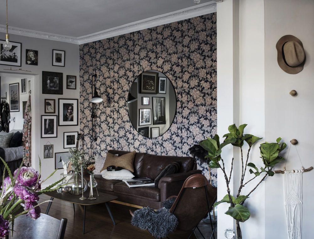 15x Eucalyptus Huis : Så inreder du med 9 av de största trenderna 2018 round mirrors