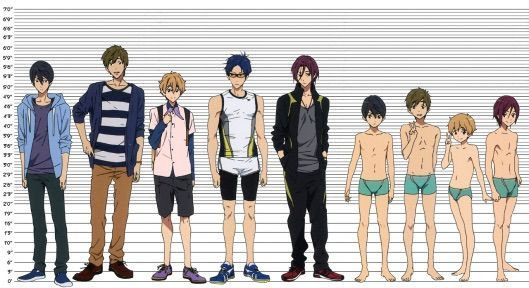 Difference - Free! ~ DarksideAnime